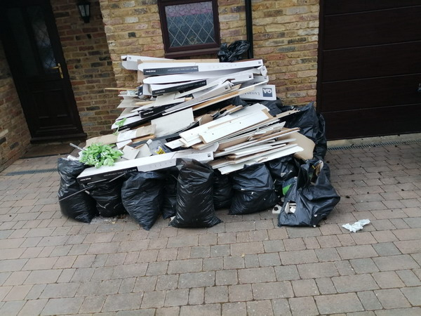 We operate closely with local businesses to clear commercial waste