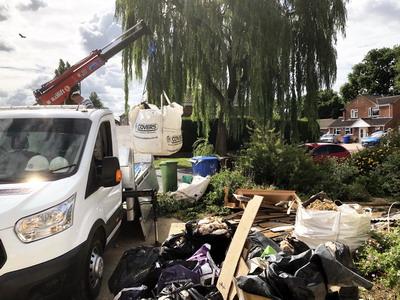 rubbish clearance blackwater